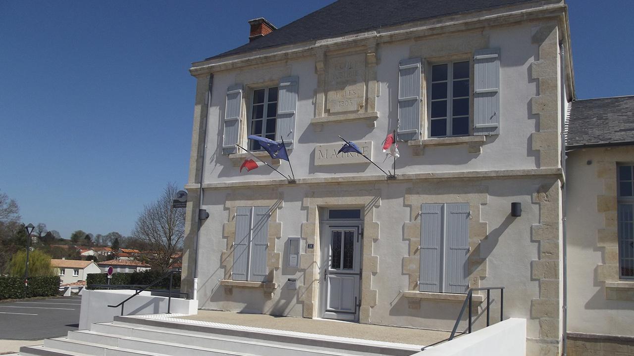 Extension et réaménagement de la Mairie